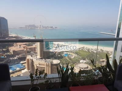 Breathtaking Sea View 1BR  Botanica tower