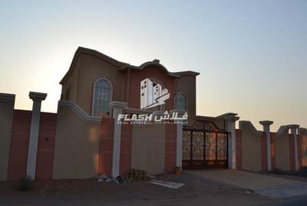 6 Bedroom Villa for Sale in Seih Al Qusaidat, Ras Al Khaimah - Private Villa For Sale - Sheikh Zayed Housing program