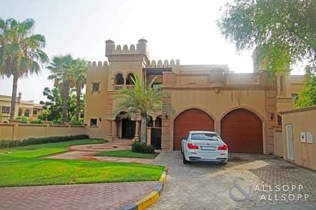 فیلا 3 غرف نوم للبيع في نخلة جميرا، دبي - Priced to Sell | Vacant | Corner end unit