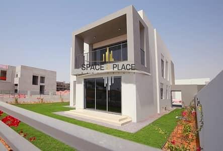 فیلا 5 غرفة نوم للبيع في دبي هيلز استيت، دبي - 6400 Plot I Park Facing I Re-Sale I Large 5BR
