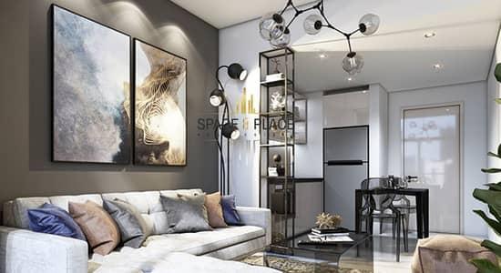 فلیٹ 1 غرفة نوم للبيع في الخليج التجاري، دبي - 999 per month!