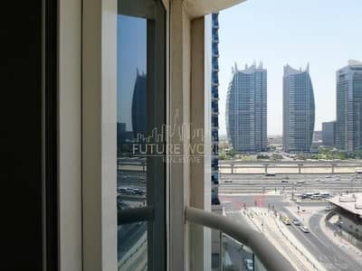 1 Bedroom For Rent in Marina View Tower