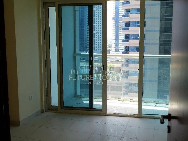 2 1 Bedroom For Rent in Marina View Tower