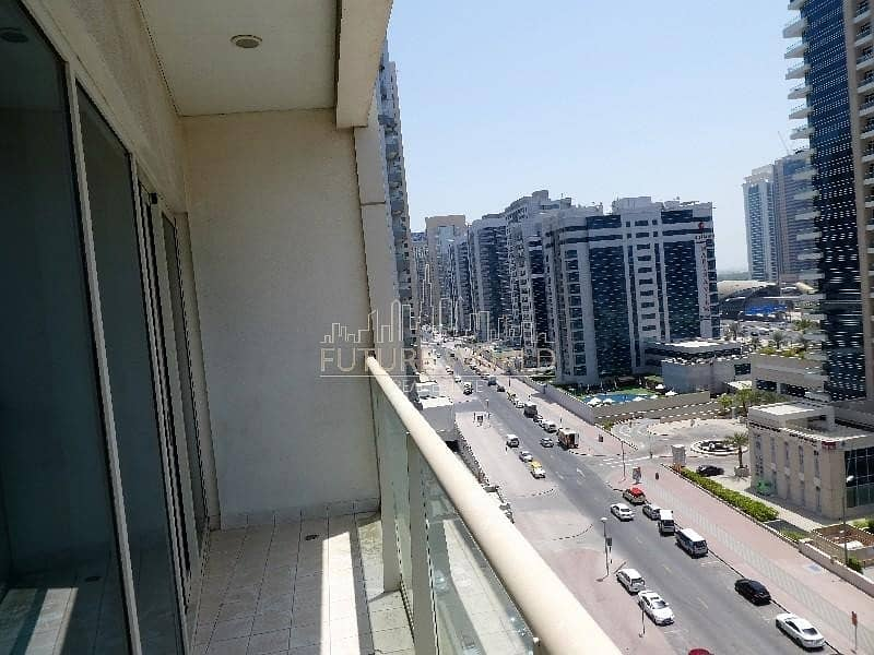 17 1 Bedroom For Rent in Marina View Tower