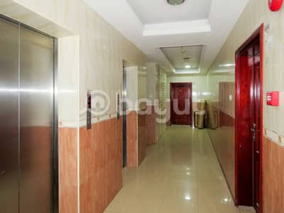 1 Bedroom Apartment for Rent in Ajman Industrial, Ajman - Balcony and 2 bathroom