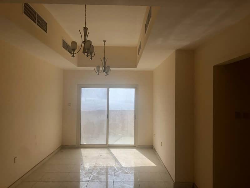 1 Bhk For Rent In LILIES Towers 956 Sqft With Balcony 18000/- In 4cheques.