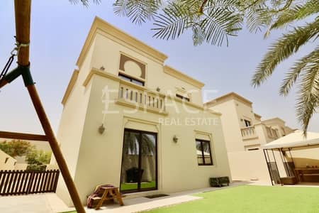 3 Bedroom Villa for Rent in Arabian Ranches 2, Dubai - Well Maintained - Close to Pool and Park