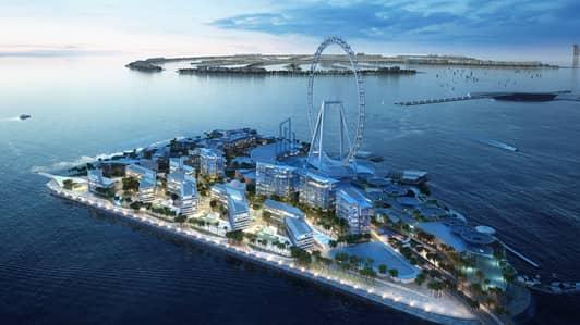 شقة 2 غرفة نوم للبيع في جزيرة بلوواترز، دبي - Exclusive Beachfront Living | Bluewaters Residences | 2 BR |