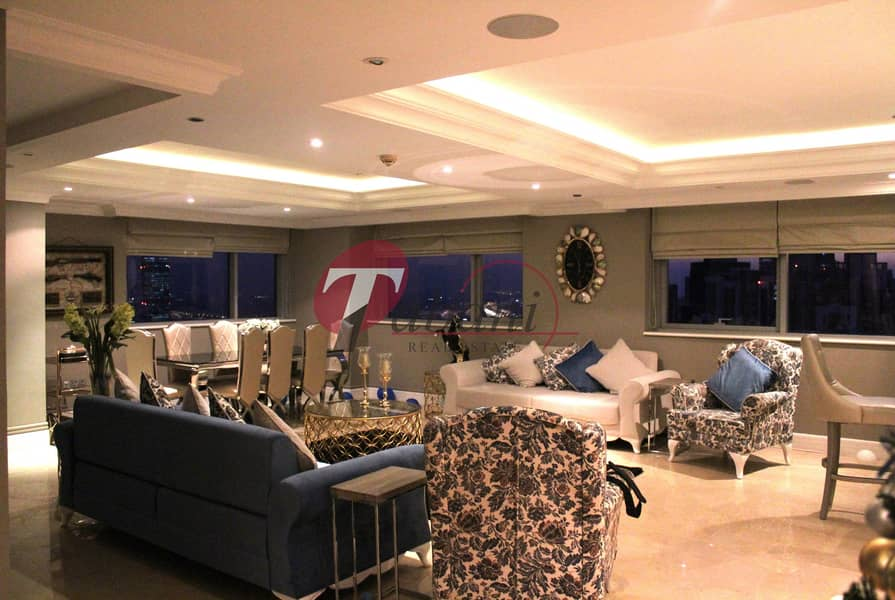 2 Rare & Stunning 4 Bedrooms Duplex Penthouse