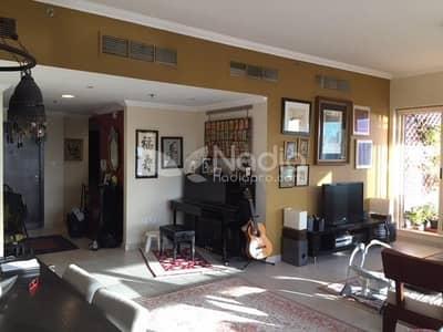 شقة 3 غرفة نوم للايجار في دبي مارينا، دبي - 3BR + Maid Penthouse|Marina Quays West|Dubai Marina