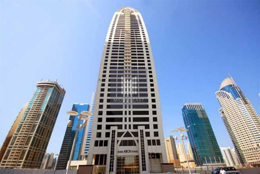 10 Spacious 2 Bedrooms Apartment I Cluster G | JLT
