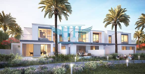 4 Bedroom Townhouse for Sale in Dubai Hills Estate, Dubai - Pay 25% and Move In I 4 BR  Maple 3 Dubai Hills Estate