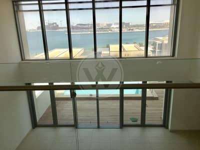 فیلا 6 غرفة نوم للبيع في شاطئ الراحة، أبوظبي - Gorgeous Podium Villa with Private Pool