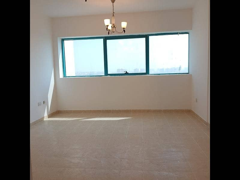 BEHIND AL MULLA  PLAZA--3 B/R WITH STORE LAUNDRY