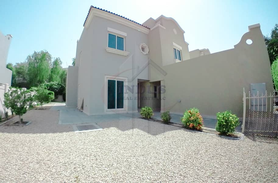 Ready to Move in   Type C2   Vacant   Oliva