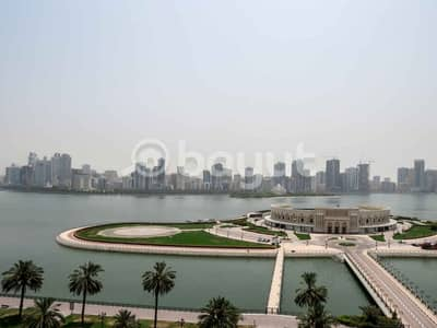شقة في مبارك الحساوي المجاز 3 المجاز 3 غرف 70000 درهم - 4181960