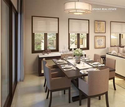 3 Bedroom Townhouse for Sale in Serena, Dubai - Limited offer 4 % DLD waiver/ 4 YRS.  payment plan