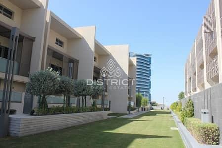 4 Bedroom Townhouse for Sale in Al Raha Beach, Abu Dhabi - Elegant 4BR Townhouse in Al Muneera Mainland