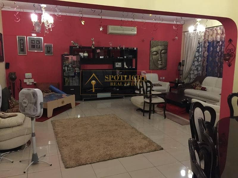 6 3 Bed Room Villa Jumeirah  140K Only