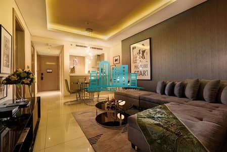 شقة فندقية 3 غرفة نوم للبيع في الخليج التجاري، دبي - Furnished 3 BR  by Paramount