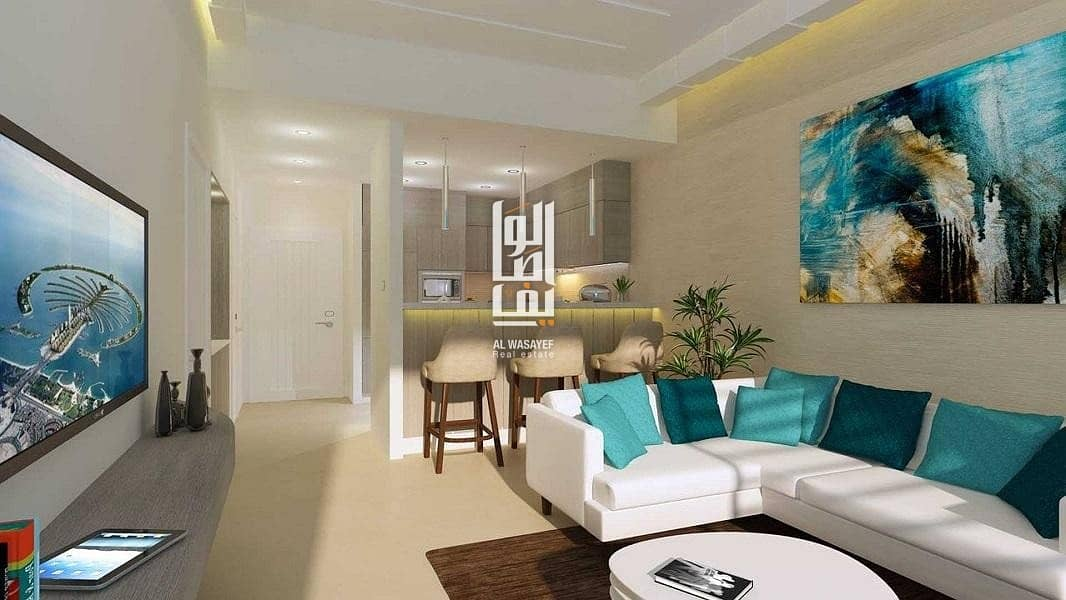 2 Splendid Fully furnished Studio in JLT!