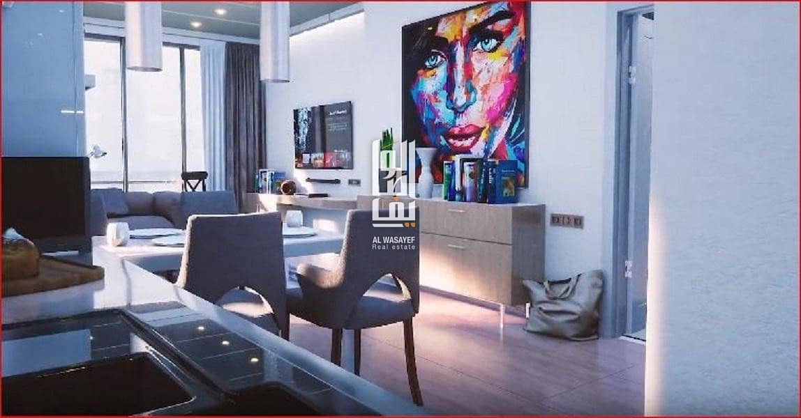 13 Splendid Fully furnished Studio in JLT!