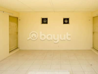 2 Bedroom Labour Camp for Rent in Ajman Industrial, Ajman - Labour Accommodation