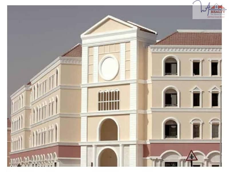 11 Stunning One Bedroom With Balcony in Italy Cluster @30k