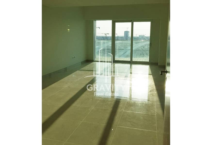 Magnificent 2BR in Al Hadeel w/ amazing view