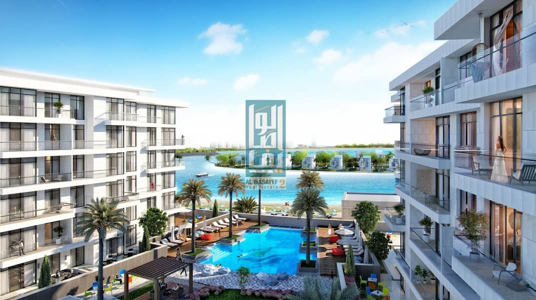 50% POST HAND OVER (1% MONTHLY)  | SEA VIEW..