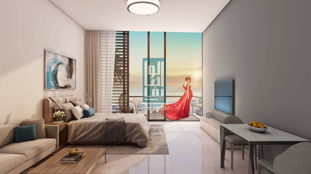 13 50% POST HAND OVER (1% MONTHLY)  | SEA VIEW..