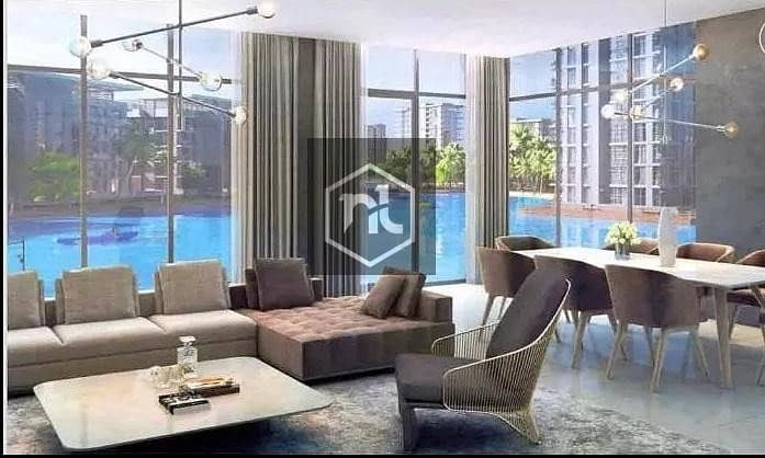 Furnished Charming Flat directly on the lagoon | D1