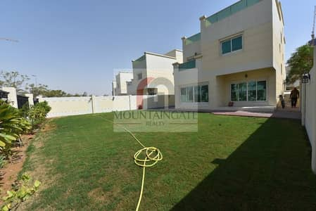 Large Garden 4 Bed +maid in Nakheel villa