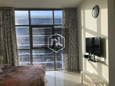 Studio for Rent in DAMAC Hills (Akoya by DAMAC), Dubai - Studio | Furnished | Chiller free | 34 K | Golf View