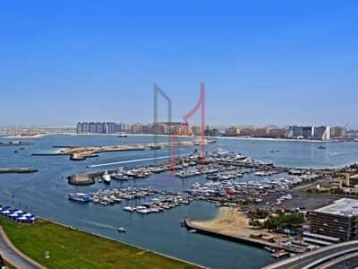 استوديو  للبيع في دبي مارينا، دبي - Great ROI Investment! Studio with Full Marina View
