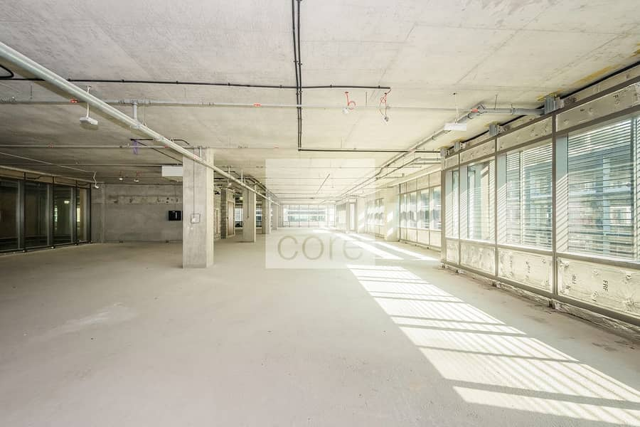 Well located vacant office  One Central