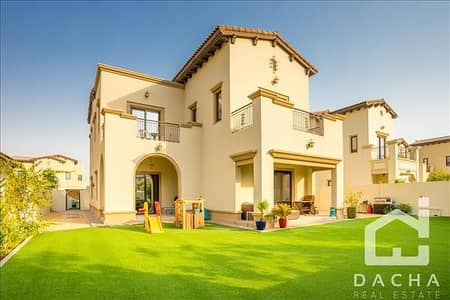 4 Bedroom Villa for Sale in Arabian Ranches 2, Dubai - Exclusive Type 1 / Best priced  / Vacant