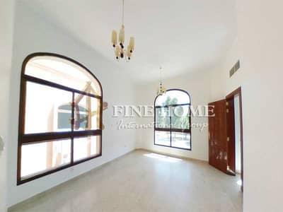 5 Bedroom Villa for Rent in Al Mushrif, Abu Dhabi - Elegant 5BR VI  In Delma Street