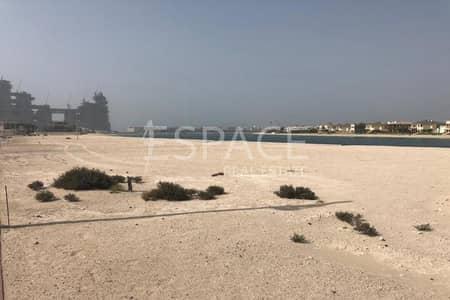 ارض سكنية  للبيع في نخلة جميرا، دبي - 600 AED per sqft | G Frond Plot | 5 Bed