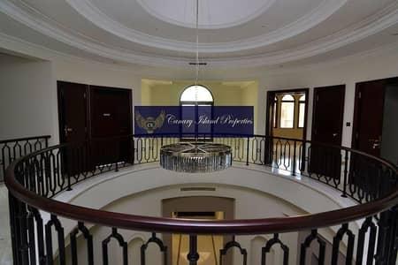 6 Bedroom Villa for Rent in Palm Jumeirah, Dubai - Vacant 6BR Signature Villa | Frond A | Rent Negotiable