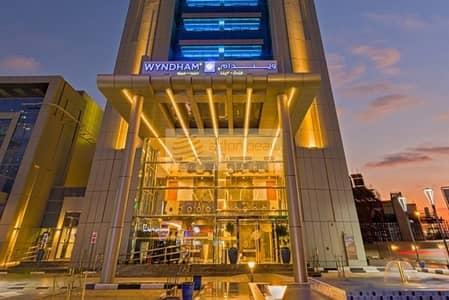 شقة فندقية 1 غرفة نوم للبيع في دبي مارينا، دبي - 1BR Hotel Apt