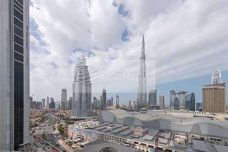 فلیٹ 2 غرفة نوم للبيع في وسط مدينة دبي، دبي - Below OP