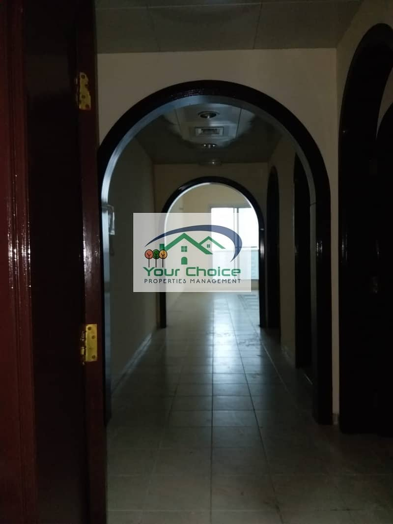 Spacious 3 Bedroom with Maid's Room & Underground Parking for 85