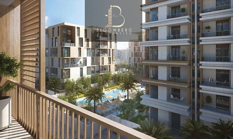 30 Book a 2 Bed room Apt. with AED 13