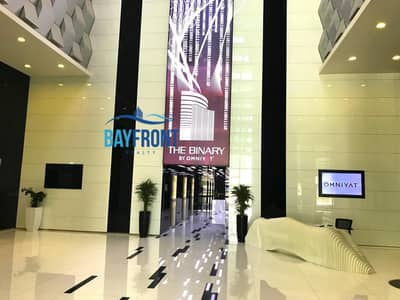 Office for Sale in Business Bay, Dubai -  Skyline View Office @ The Binary