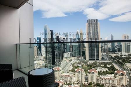 شقة 1 غرفة نوم للايجار في وسط مدينة دبي، دبي - 1 bedroom | All inclusive | Address BLVD