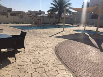 3 Bedroom Villa for Rent in Al Barsha, Dubai - Deluxe__3_BHK__Villa+ Maids Room With Full Amenities 140k