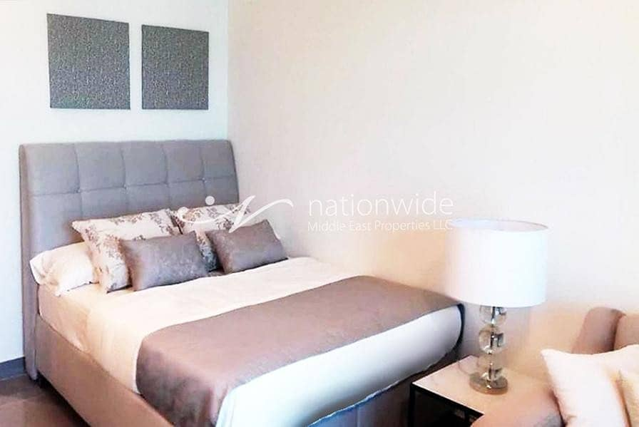 10 Brand New 1 BR Apartment In Masdar City!