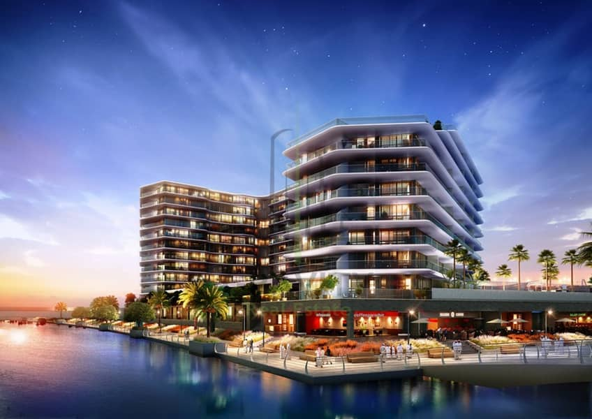 Up to 2 Payments, 1BR Apartment in Al Raha Beach