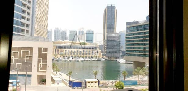 1 Bedroom Apartment for Rent in Jumeirah Beach Residence (JBR), Dubai - Spacious Apt with Marina and Road View